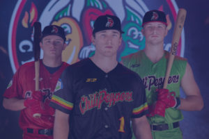 Tri-City Chili Peppers Debut Jerseys For Inaugural Season