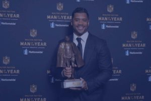 CPL Alum Russell Wilson Wins NFL Man of the Year