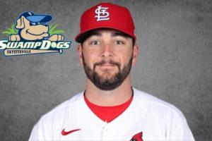Former Fayetteville SwampDog Kodi Whitley Makes Major League Debut with St. Louis