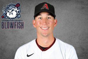 Former Lexington County Blowfish Taylor Widener Makes Major League Debut with Arizona