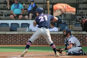 Hogan Windish of the High Point-Thomasville HiToms Named 2020 Coastal Plain League Hitter of the Year