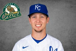 Former Forest City Owl Tyler Zuber Makes Major League Debut For the Royals
