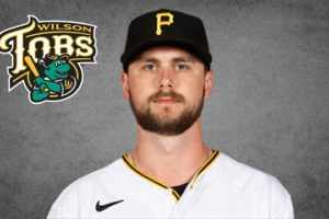 Former Wilson Tob J.T. Brubaker Makes Major League Debut with the Pirates