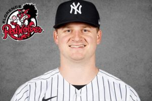 Former Florence RedWolf Clarke Schmidt Makes Major League Debut for the New York Yankees