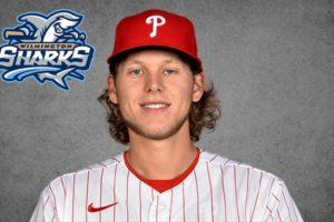 Former Wilmington Shark Alec Bohm Makes Major League Debut for the Phillies
