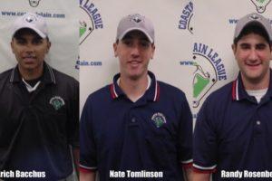 Four Former Coastal Plain League Umpires Make Their Major League Debut