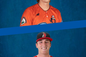 Cade Swisher of Tri-City and Chris Ludman of Peninsula Named Week One Players of the Week