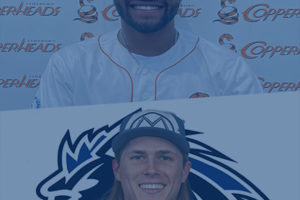 Trevor Marsh and Nathan Holt Named Week Six Players of the Week