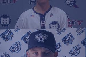 Matt Corder and Nick Logusch Named Week Seven Players of the Week