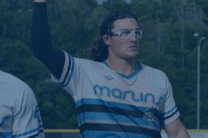 Jack Harris of the Morehead City Marlins Named 2021 Coastal Plain League Hitter of the Year