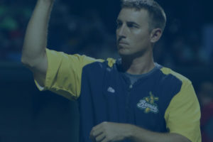 Tyler Gillum of the Savannah Bananas Named 2021 CPL Coach of the Year