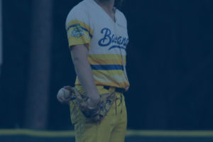 Joe Miller of the Savannah Bananas Named 2021 CPL Pitcher of the Year